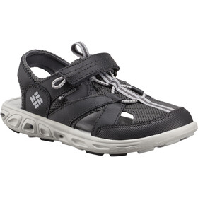 Columbia Techsun Wave Sandalen Jongeren, shark/grey ice